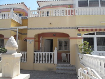 Two bedroom, two bathroom townhouse in El Galan, Villamartin, which is being sold fully furnishe, Spain
