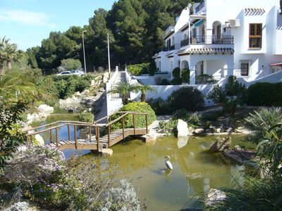 This 4 bedroom 2 bathroom south facing duplex / townhouse. A lovely property situated in the sought, Spain