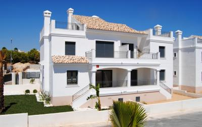 New build apartment in Villamartin - NOW ONLY 4% IVA These modern New build ground floor apartments,Spain