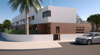 New build Townhouse with privet pool - Now only 4% IVA It offers 3 bedrooms, 2 bathrooms, open kitc,Spain