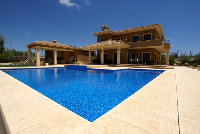 An outstanding villa located in Torremendo occupying an enormous plot of 16,000 m2 which overlooks , Spain