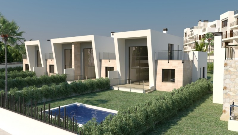 Complete Spanish Property are proud to offer a superior collection of modern off plan townhouses, Spain