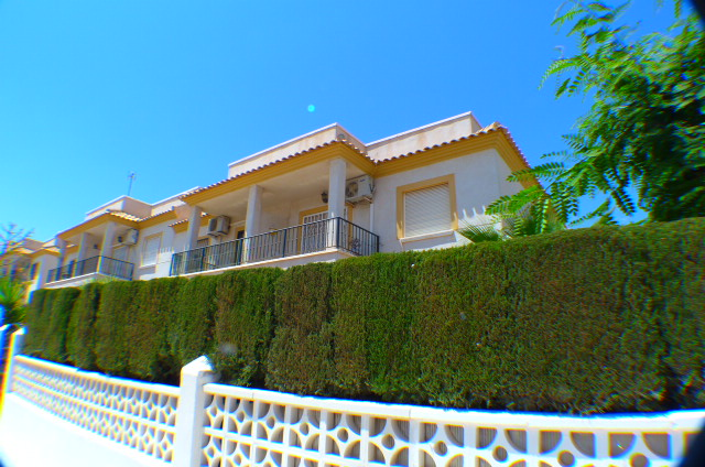 Top floor two bedroom, one bathroom apartment in St James Hill, Villamartin which is being sold f, Spain